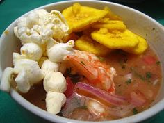 Ecuadorian foods..I never seen some of this stuff.. <3 Lee