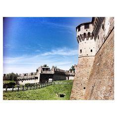 Gradara nel Pesaro e Urbino, Marche