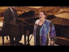 Somewhere - Sara Murphy, mezzo soprano and Brian Holman, piano