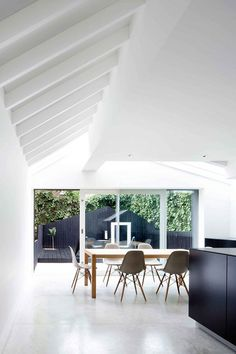 Dove House by Gundry & Ducker Architecture | HomeDSGN, a daily source for inspiration and fresh ideas on interior design and home decoration.