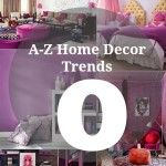 A-Z Home Decor Trends... O is for Radiant Orchid Interiors with Alice T. Chan | HGTV Host and Interior Designer | Alice T. Chan As Seen On HGTV | San Francisco Bay Area Interior Renovation and Design Specialist