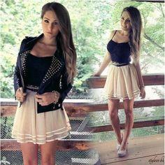 If i had the body i would love this Sexy V Neck Spaghetti Strap Sleeveless  Black Polyester Mini Dress