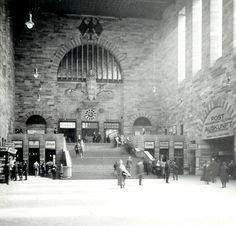 Railwaystation Stuttgart