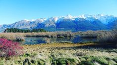 We may not have much snow yet but winter is still turning it on. Love this place. #Glenorchy #nz #newzealand
