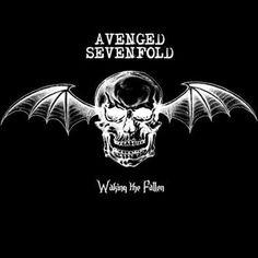 """L'album degli #AvengedSevenfold intitolato """"Waking The Fallen"""" su doppio vinile. Edizione limitata."""