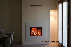 Stuv 21-75 DF SF4 white Harrogate by Bmf Limited Leeds | fireplace ...