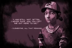 The Walking Dead - Clementine by jakest123 on deviantART