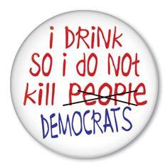 political button badge