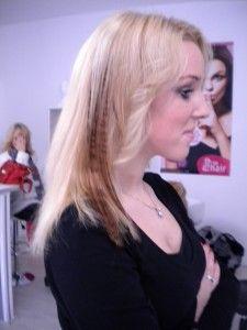 Clip In Luipaard Print Hairextensions, ook in wit/zwart en roze/zwart