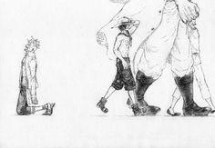 One Piece, Marco the Phoenix, Edward Newgate, Ace, Thatch