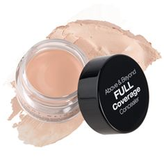 NYX full coverage and flawless concealer