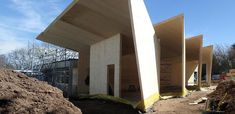 Cross laminated Timber Construction. Falmouth School.