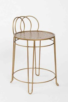 Plum & Bow Wire Loop Chair - Urban Outfitters $79