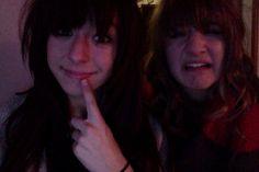 Christina and Sarah