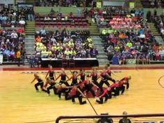 Pewaukee Dance Team - 2013 STATE HIP HOP CHAMPIONS - YouTube