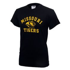 This t-shirt is perfect for any Mizzou fan.Fabric