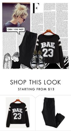 """Every Girl Ever"" by emerald-writer-girl ❤ liked on Polyvore featuring Nicki Minaj, Oris and Converse"