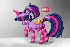 My Little Pony Drawing, Mlp My Little Pony, My Little Pony Friendship, Mlp Characters, My Little Pony Characters, Princesa Twilight Sparkle, Mlp Spike, Vinyl Scratch, Undertale Pictures