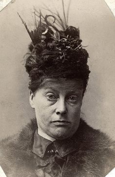 The sad face of Edith Towell, a domestic servant and petty thief, who repeatedly came to the attention of the police during the last years of the 19th century. A resident of Rochdale, she first appears in police records when convicted of stealing wearing apparel in September 1889. She was fined by the local magistrate but it doesn't seem to have been a deterrent for she was back in court in Liverpool days later & sentenced to 3 months for stealing a gold watch and cash.