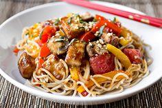 ... Pasta on Pinterest | Roasted vegetables, Greek pasta salads and Tofu