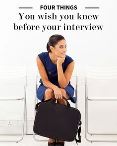 #JulyFavorite: 4 Things You Wish You Knew Before Your Interview