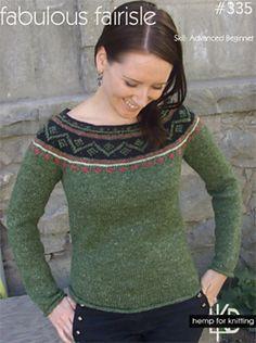 Ravelry: Fabulous Fairisle pattern by Lana Hames