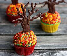 21+ Frightfully Tasty Halloween Cupcakes | Bored Panda