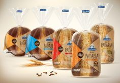 Pullman Sabor de Padaria - Bakery Flavor on Packaging of the World - Creative Package Design Gallery