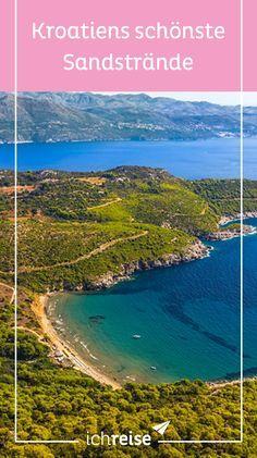 Kroatien ist spannend aber du brauchst weichen Sand für das perfekte Urlaubserlebnis? Das sind Kroatiens schönste Strände ...