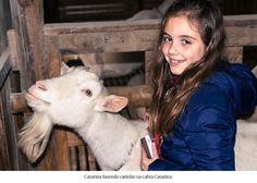 Visita ao Rancho das Cabras - Diário do Queijo