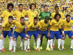 Selección de Brasil copa mundial de la Fifa 2014