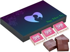 Gifts for mom on mother's day Mother's Day Gifts Online, Mothers Day Chocolates, Friendship Day Gifts, Chocolate Gift Boxes, Gifts For Mom, Packing, Bag Packaging, Mum To Be Gifts