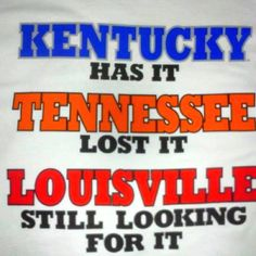 I couldn't be happier with what the boys in blue did tonight. Way to claim the bluegrass state!!! Let's beat Michigan!!