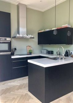 Kitchen Interior, New Kitchen, Kitchen Decor, Ikea, Home Blogs, Sweet Home, Useful Life Hacks, Home Kitchens, Home Remodeling
