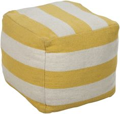 POUF-162: Surya | Rugs, Pillows, Wall Decor, Lighting, Accent Furniture, Throws