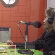 Radio 5 FM 88.9 del Instituto de Formación Nº5 de Pergamino con motivo de la participación de Camucha Escobar en la 42 Feria Internacional del Libro en Buenos Aires.
