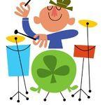 Drummer by Sean Sims