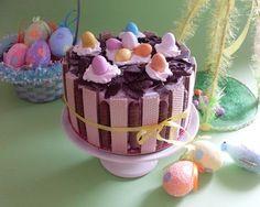 Torta soffice al cioccolato e ricotta per la Pasqua