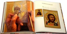 We present unique publication - the book THE SECRETS OF THE ICON-PAINTERS (RUSSSIAN) that contents very detailed images of the icon-painting process: http://www.versta-k.ru/en/catalog/66/569/