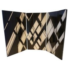 Check out this item at One Kings Lane! Art Deco-Style Table Screen, C. 1970