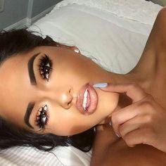 Sensual everyday 2017 makeup - Miladies.net #makeuplooks2017