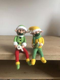 Handmade Christmas Gifts, Great Christmas Gifts, Xmas Gifts, Christmas Presents, Craft Gifts, Quirky Gifts, Unusual Gifts, Christmas Gnome, Christmas Ornaments