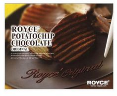 Chocolate-covered potato chips #trademarks