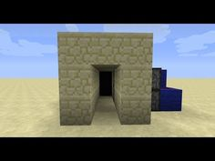 Minecraft - Hidden Door in 60 seconds too fast.. I'll have to watch a couple times, but I have to do this!