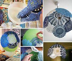 Peças em crochê sempre possuem um toque afetuoso, mas abusar dele na decoração é arriscado. Na lista abaixo, selecionamos boas ideias com a técnica – tudo com a elegância na medida