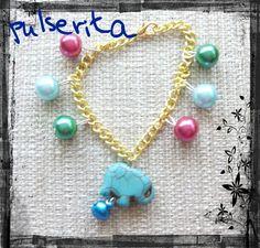 Pulsera elefante