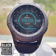 Luxurious color with six colors of color I recommend you to watch a clean watch face.  You can meet more watch pace. black-turtles.com  #blackturtles #turtlesblack #gear #gears2 #gears3 #s2 #s3 #gears2classic #gears3frontier #gears2 #samsungs3 #samsung #wear #andoid #s3 #tizen #classic #gyro #frontier #watch #watchface #face #digital #tech #review #luxurywatches #luxurywatche #samsungmobile #samsunggalaxy #SamsungGalaxyAPPs #samsungapps