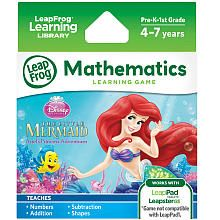 LeapFrog Disney The Little Mermaid Learning Game (for LeapPad Tablets and LeapsterGS) Isabella