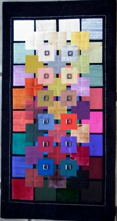 Squares Squared by Nancy Schlegel