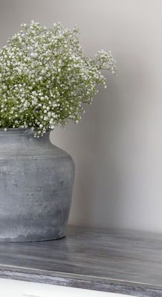 mooi grijs  #leenbakker gipskruid: